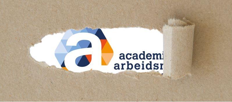 Academie voor Arbeidsmarktcommunicatie lanceert nieuw logo