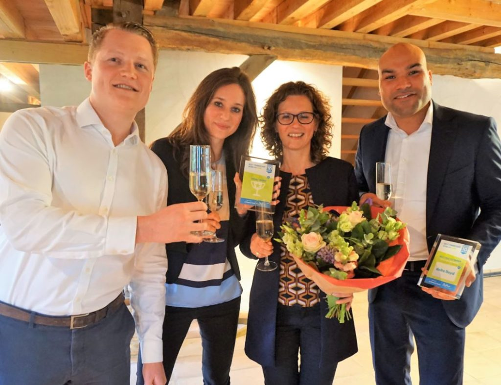 trainee winnaar delta lloyd
