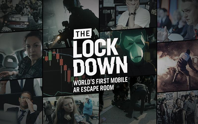 The Lockdown (inzending ABN AMRO)