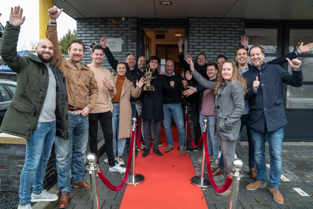 Dennis van Aarssen (Talmark): 'Het winnen van The Voice drong pas door toen ik de trofee thuis zag'