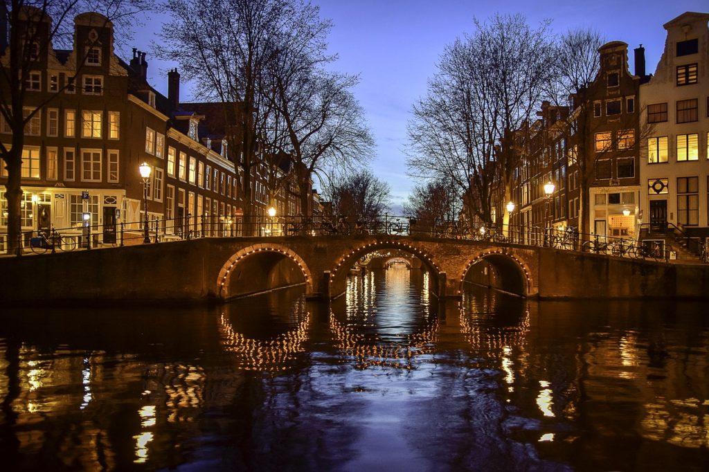 2,5 miljoen Europeanen willen best in Amsterdam werken