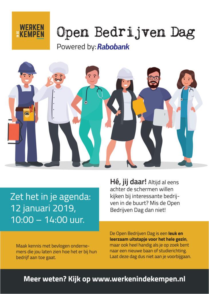 Open Bedrijven Dag (inzending Werken in de Kempen)