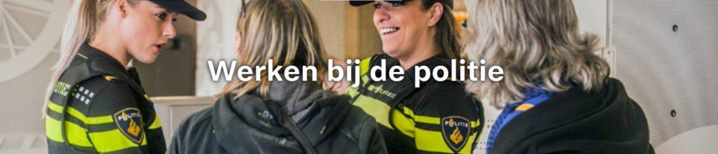 kom bij de politie
