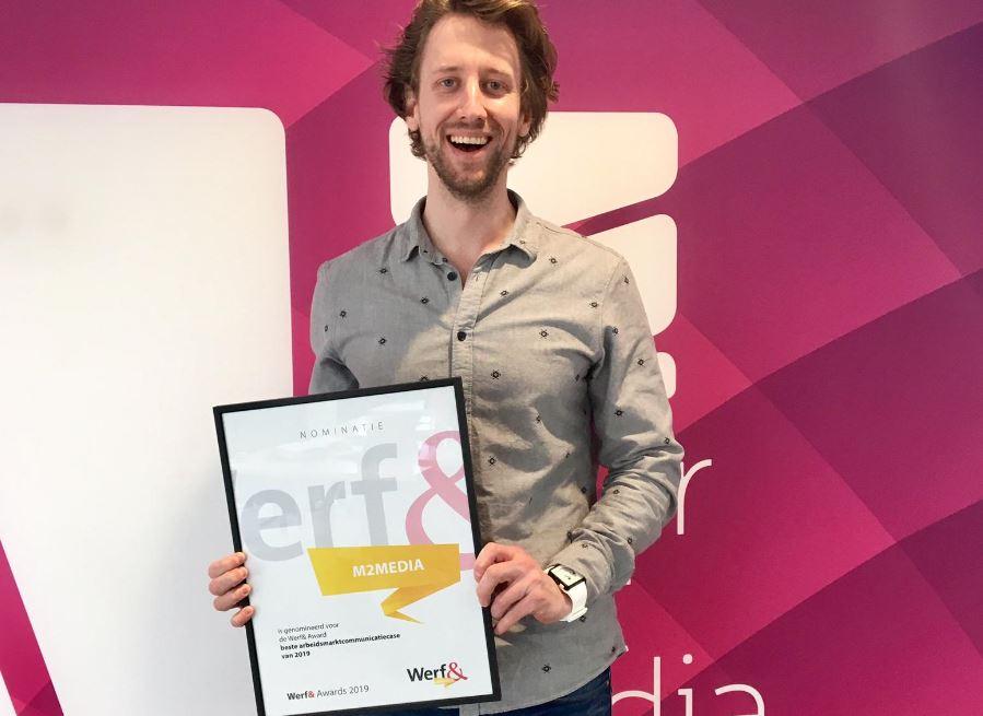 m2media werf& awards