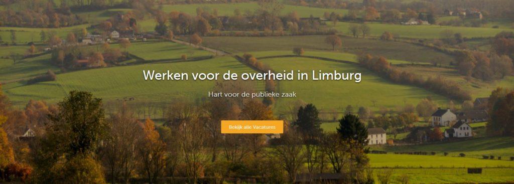 werken in limburgse gemeenten