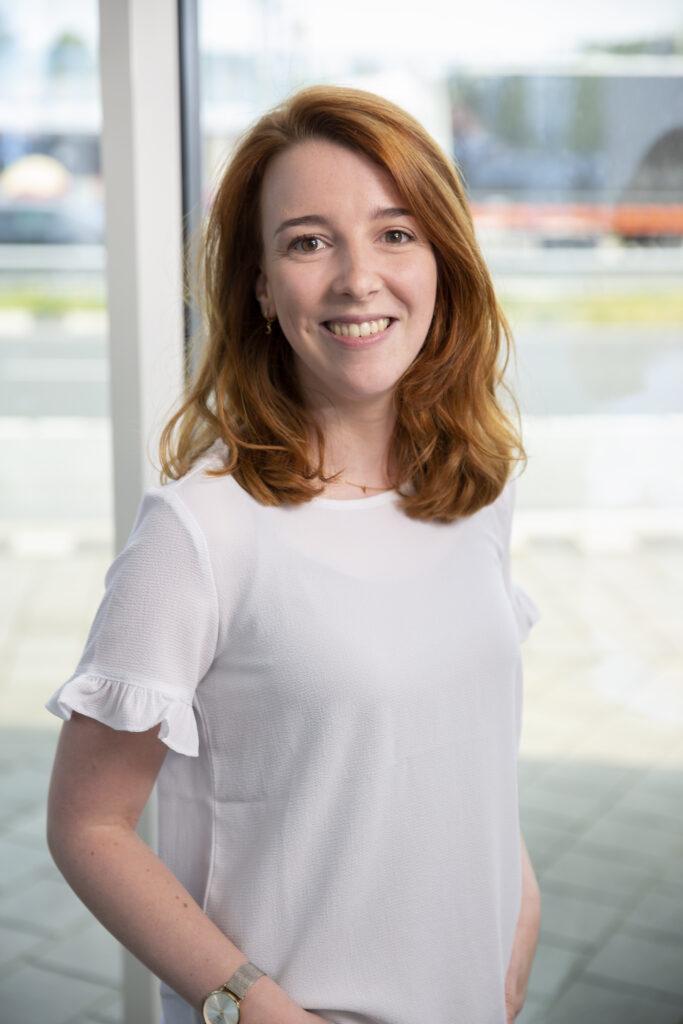 Britte  van Dongen: Recruitment Project Professional