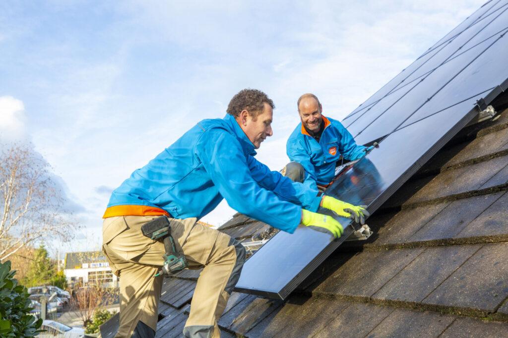 Campagne van de week: je kunt het dak op voor de 1.000 'zonnige banen' van Coolblue