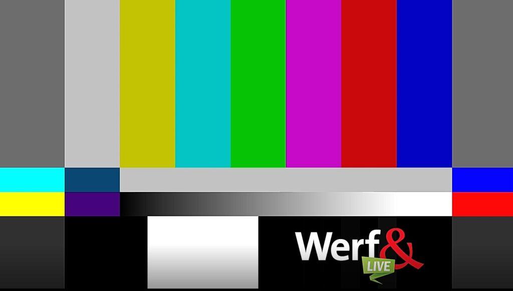 Funny Friday: Heleen Stoevelaar, dagvoorzitter van Werf& Live, moet nog even oefenen...