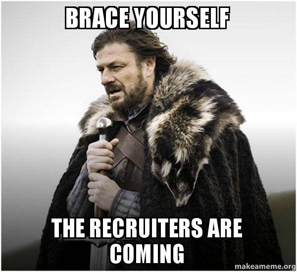 Funny Friday: goed het weekend in met de beste recruitmentmemes