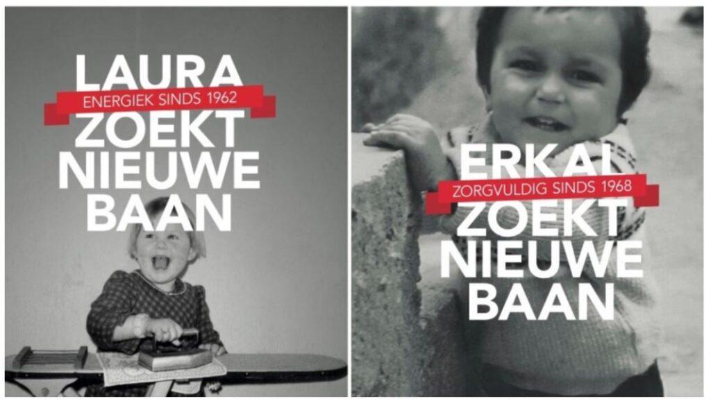 Campagne van de week: in Amsterdam is geboortejaar 50-plusser juist een kwaliteitsstempel