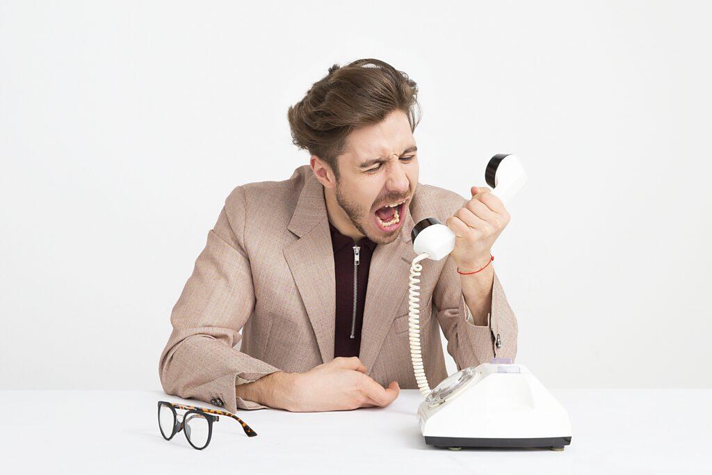 Funny Friday: niemand telefoneert zo ongemanierd als een recruiter…