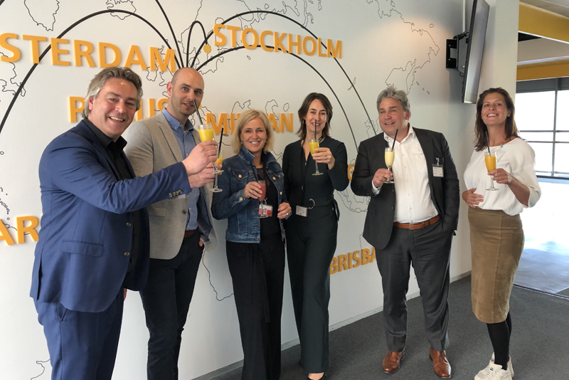 Koninklijke Schiphol Group kiest voor Berenschot & eelloo