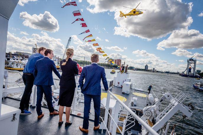 Campagne van de week: hoe de maritieme sector meer jongeren aan boord wil krijgen