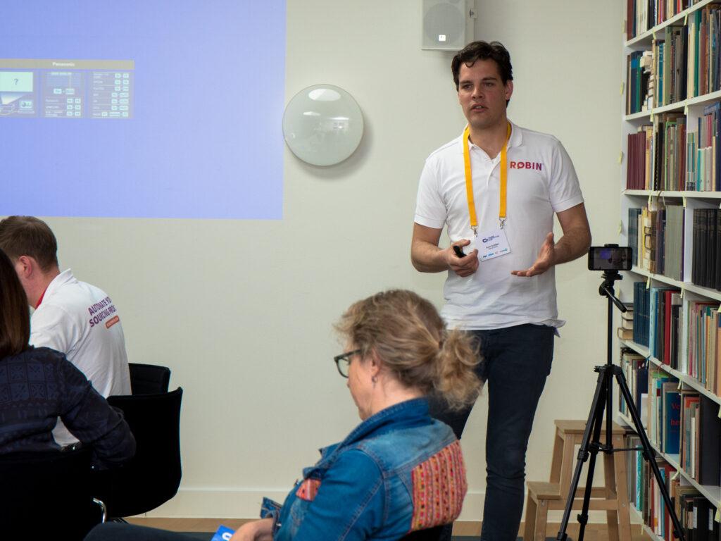 Aron Schilder (Recruit Robin): 'Zorg dat je het spectrum aan tools kent die jou kunnen helpen'