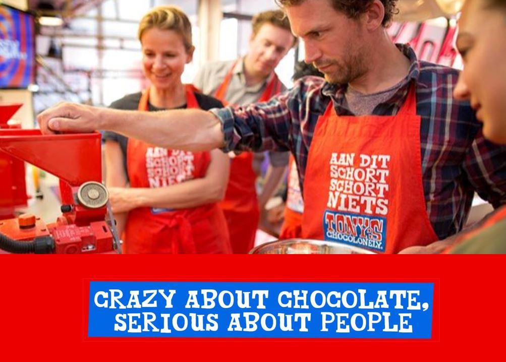Hoe selecteert Tony's Chocolonely uit zijn vele fans de beste kandidaten?