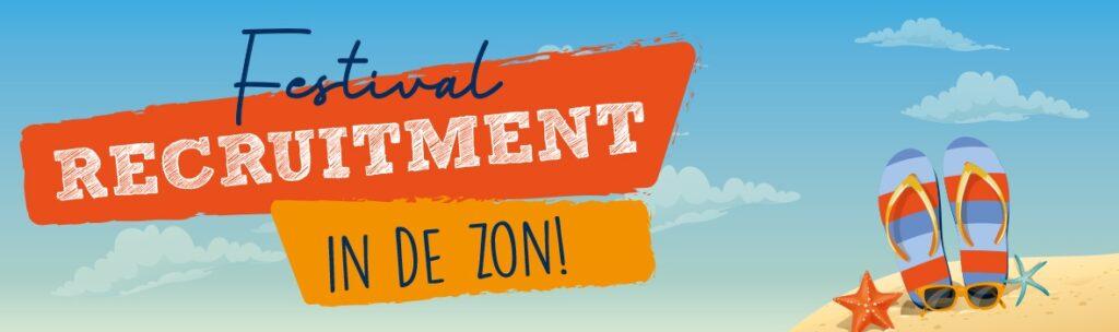 Festival: Recruitment in de Zon! [adv]