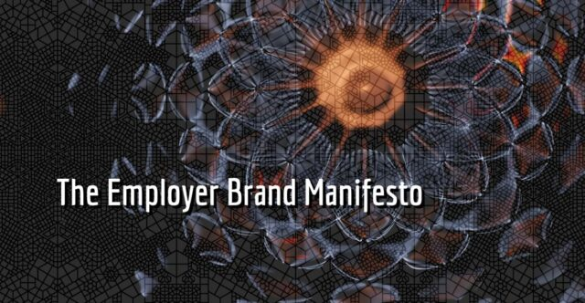 vrijheid manifesto employer brand