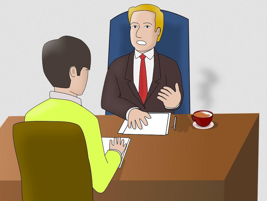 14 redenen om het sollicitatiegesprek bij het grofvuil te zetten