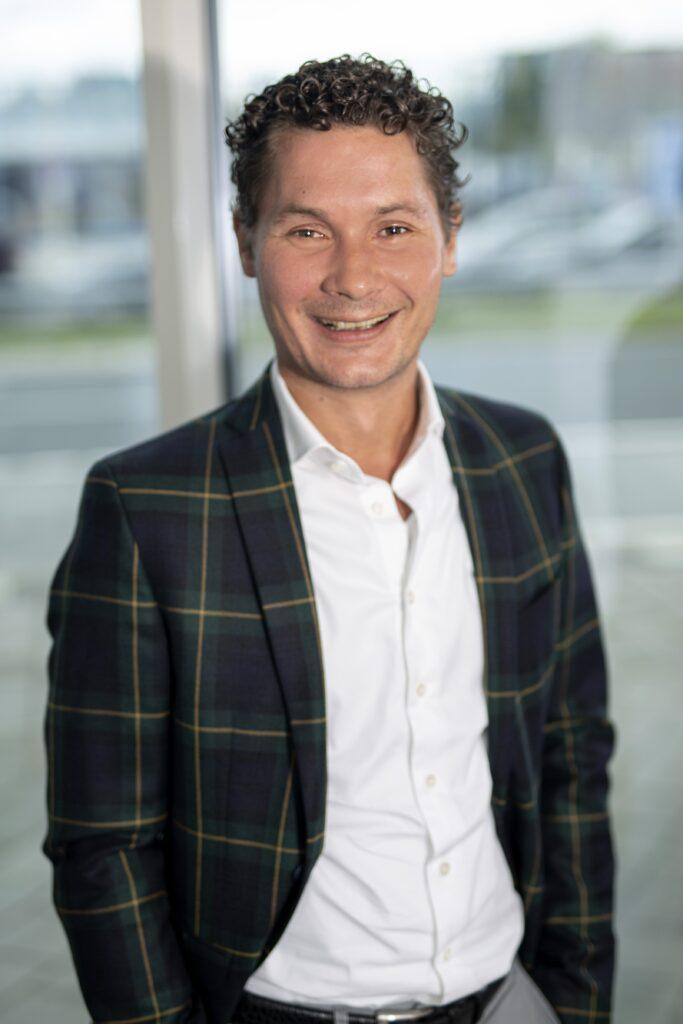 Ingmar Wielenga: Consultant HR Services