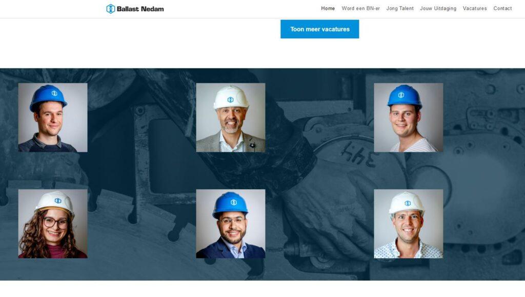 'Word jij ook een BN'er?' Oftewel: Hoe goed is de recruitmentsite van Ballast Nedam?