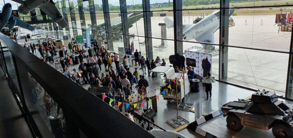 innovaties op het recruitment innovation festival