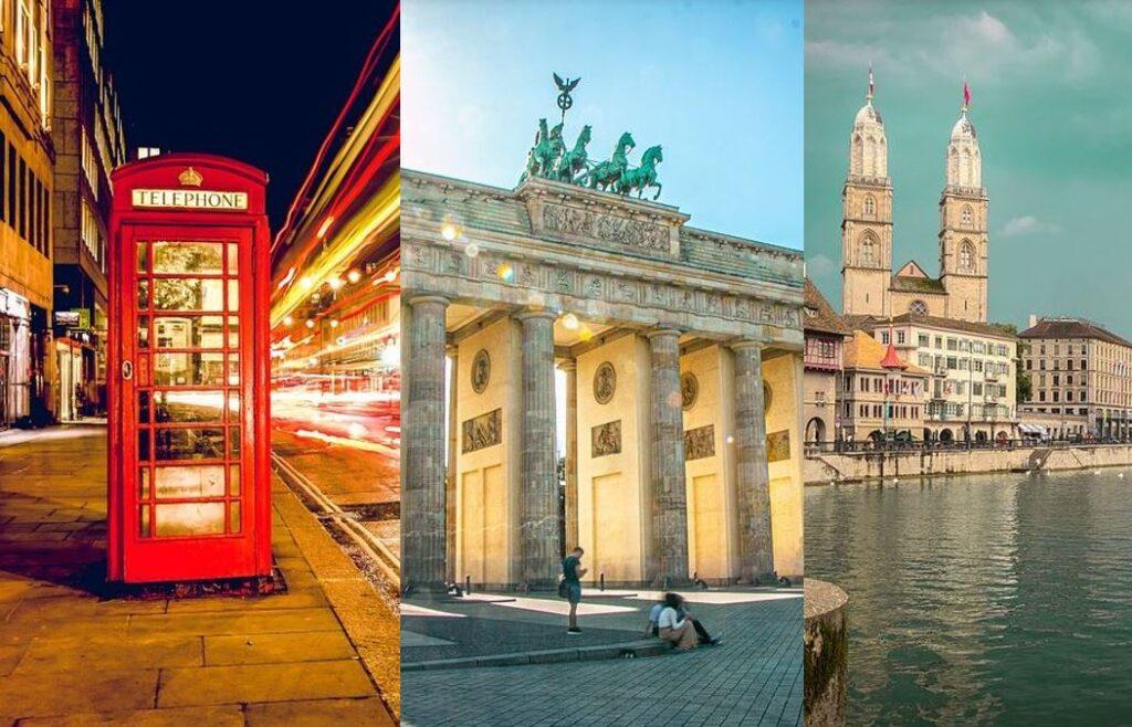 Ik vertrek, oftewel: hoe is het als recruiter in Londen, Berlijn enZürich?