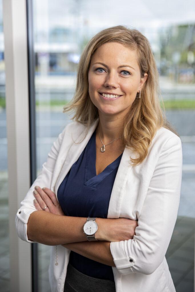 Evelien Reenalda: Consultant HR Services