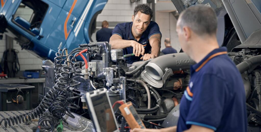 Campagne van de Week: hoe DAF technici zoekt die voor het bedrijf 'gemaakt zijn'