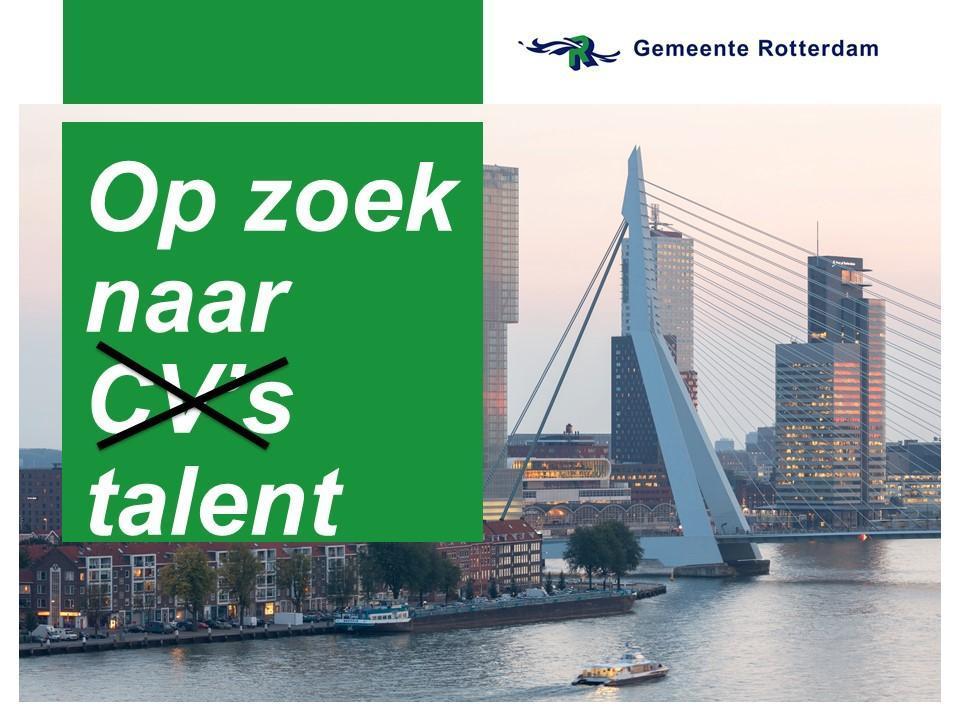 Hoe games de gemeente Rotterdam aan een betere selectie helpen