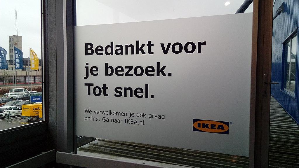 Funny Friday: als IKEA-recruiter kom je graag bij de mensen thuis