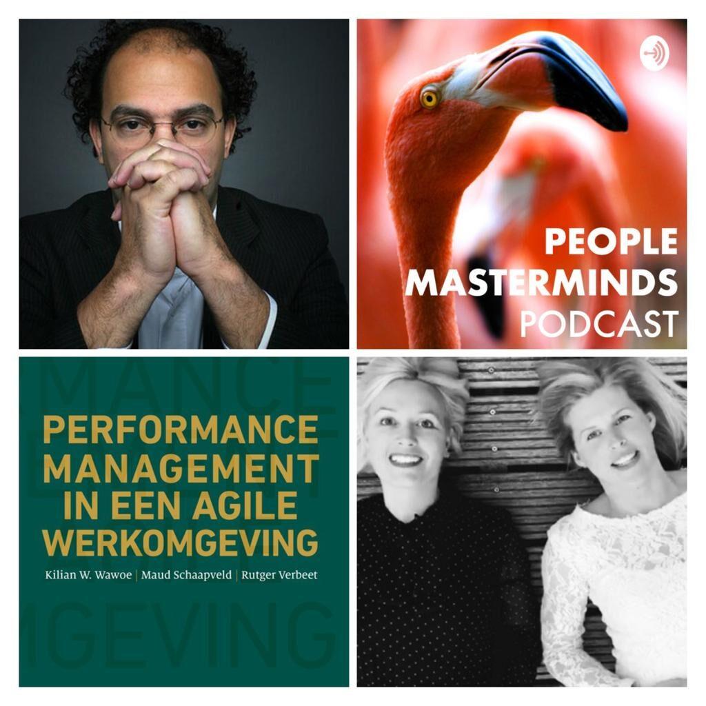Podcast: stop met performance management, start met talent management