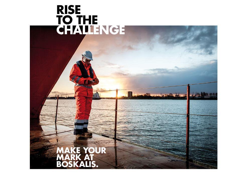 Campagne van de week: hoe Boskalis laat zien dat ze (veel) méér zijn dan een baggerbedrijf