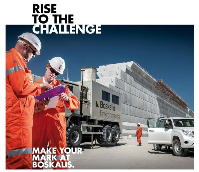 boskalis rise to the challenge