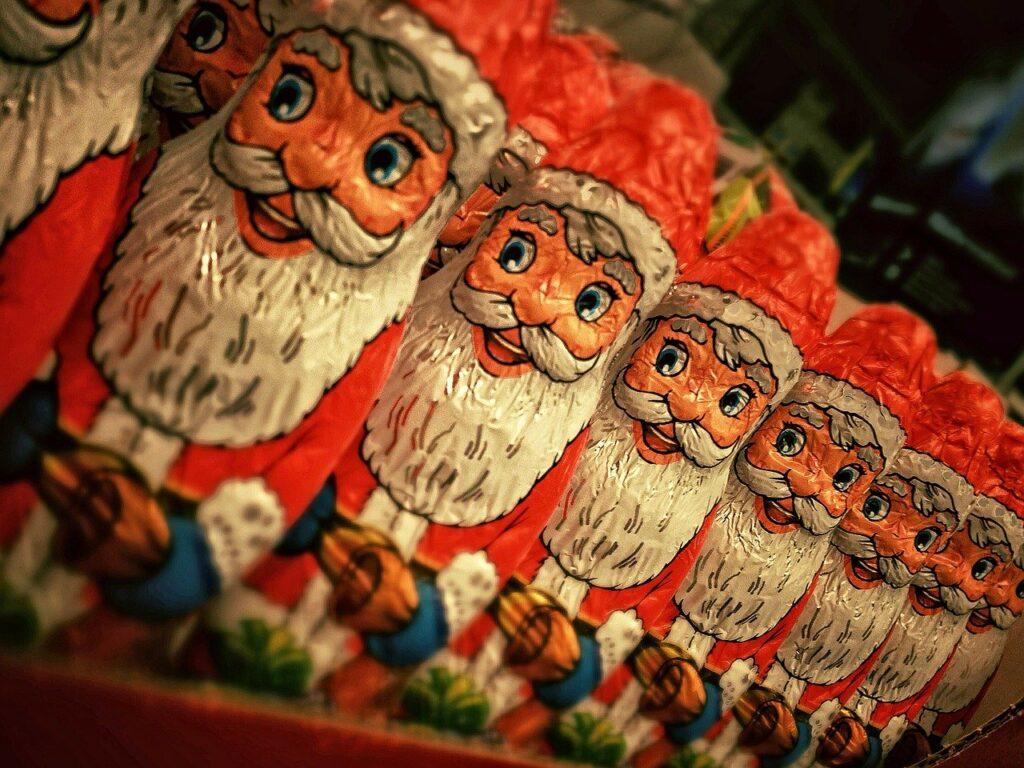 Opvallend: 1 op 1.000 vacatures is nu voor... een Kerstman