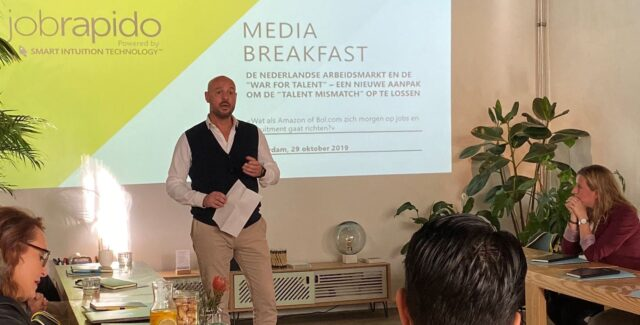jobrapido rob brouwer media breakfast