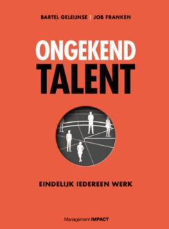 boeken ongekend talent