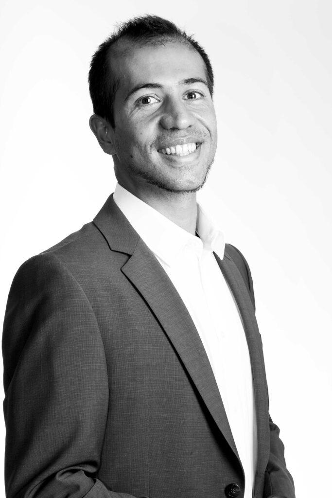 Juan van Vessem: Recruiter Engineering & Maintenance