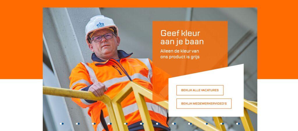 Campagne van de week: waarom Cementbouw chauffeurs werft met kleur