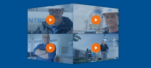 cementbouw video's kleur