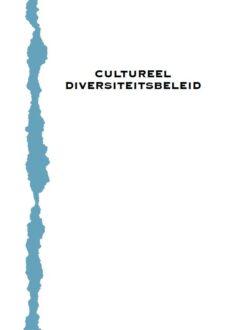 cultureel diversiteitsbeleid diversiteit