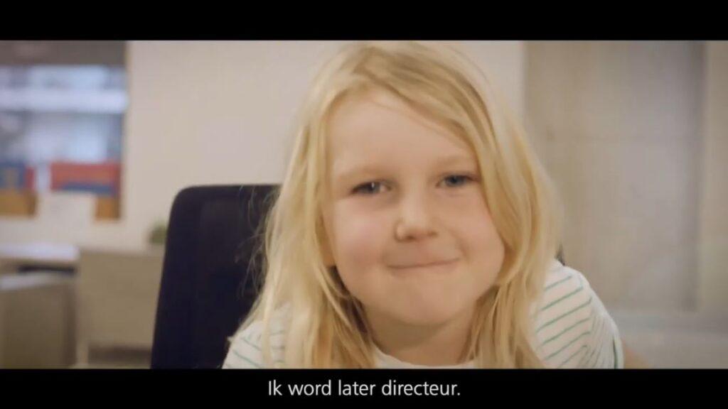 Campagne van de week: op de Wereldboom werven de kinderen gewoon zelf hun meester