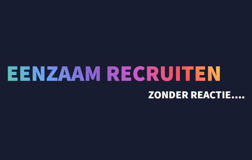 Sjamilla van der Tooren: 'Waarom 200 mailtjes sturen, als 20 persoonlijke mails meer resultaat opleveren?