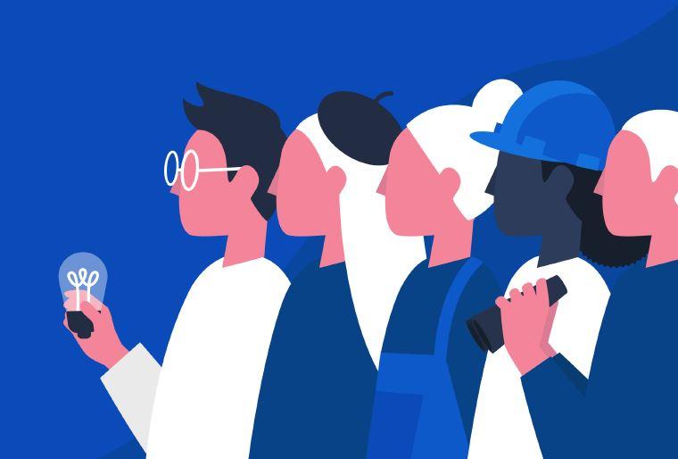 Dit zijn de 5 rollen van de moderne recruiter