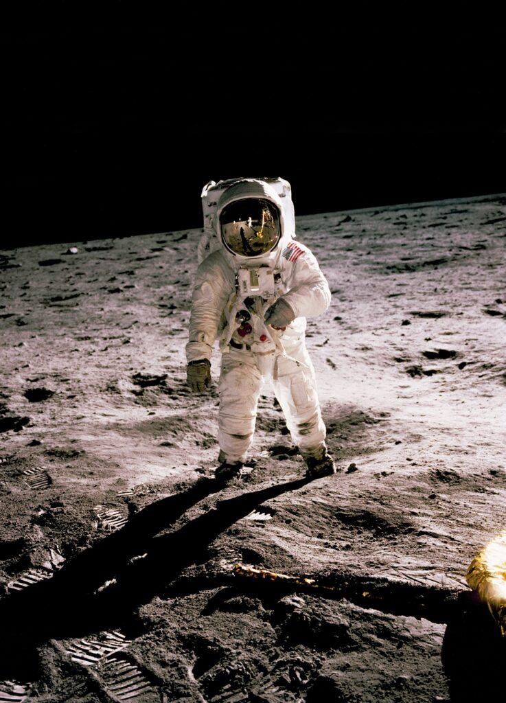 Feel Good Friday: kun je dansen op de maan?