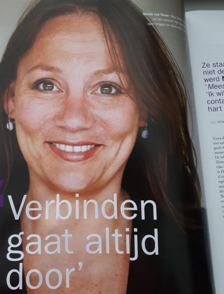 Hoe gaat het nu met... Nicole van Thoor?