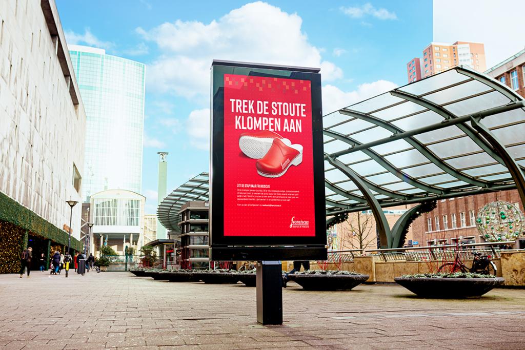 #WieDeKlompPast - Unieke campagne rond één symbolisch onderwerp in de zorg (inzending Franciscus Gasthuis & Vlietland)