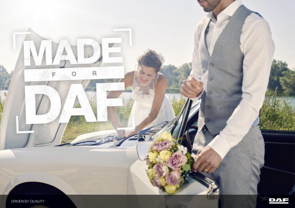 'Made for DAF' brengt nieuwe technici én het gevoel van trots naar werkplaats (inzending PACCAR Parts - DAF)