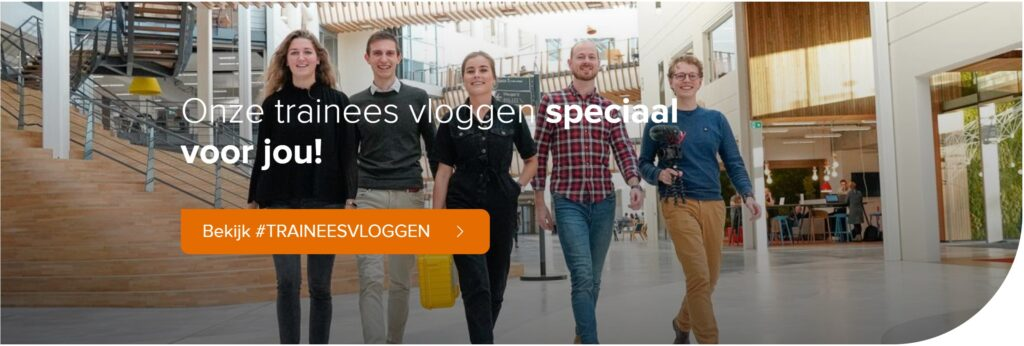 alliander trainees vloggen
