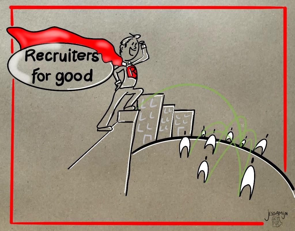 RecruitersForGood: hoe ook recruiters willen helpen de coronacrisis te verzachten