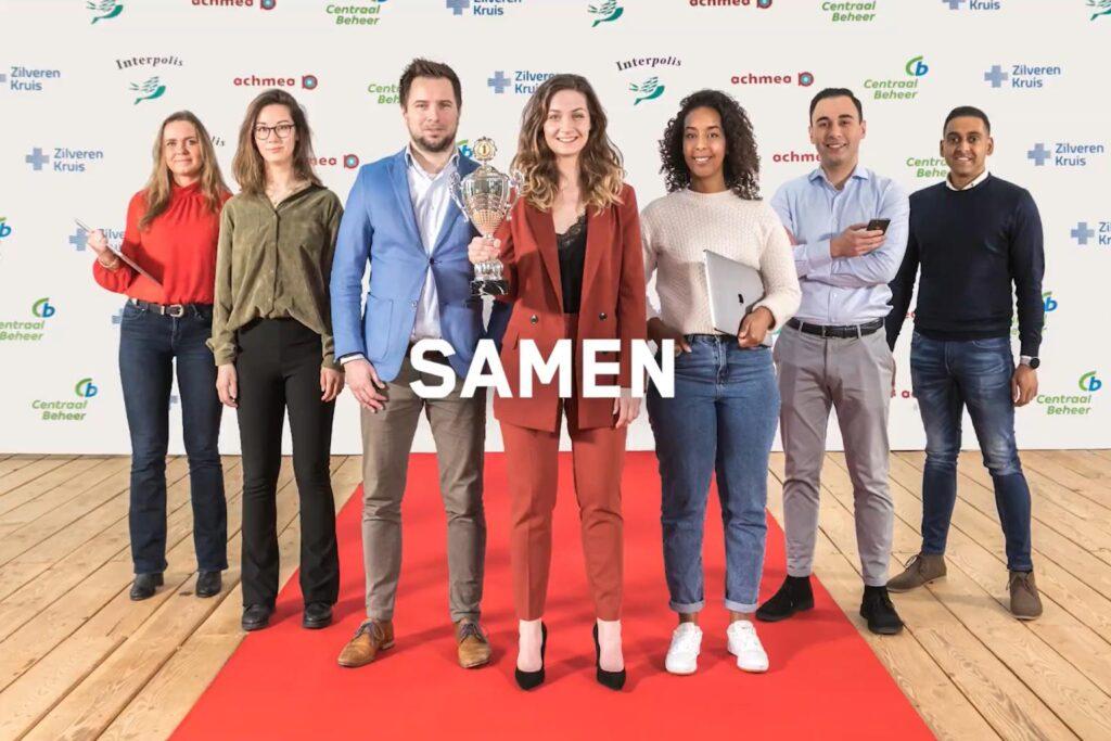 Hoe Achmea met een nieuwe campagne de concurrentie 1 stap voor wil blijven